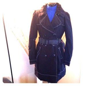 Cute Trendy Esprit Black Trenchcoat